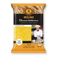 MULINO GRATED EGG NOODL. 12/350G
