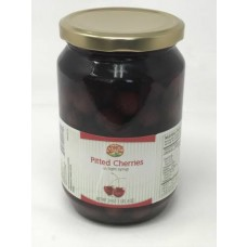 SONCE PITTED CHERRIES 12/24OZ