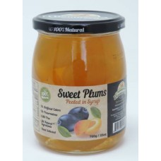 DOMASEN PRES SWEET PLUMS  12/700G