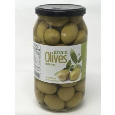 CHLOE OLIVES GREEN WHOLE 6/1KG SS MAMMOUTH
