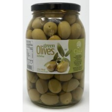 CHLOE OLIVES GREEN WHOLE 6/2KG SS MAMMOUTH