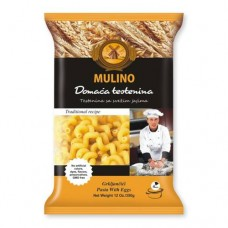 MULINO ELBOW EGG NOODLES 12/350G