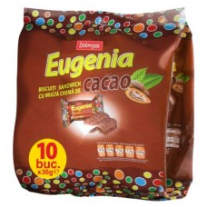 EUGENIA BISC. CHOC. BAG 11/360G