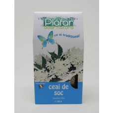 PLAFAR TEA ELDERBERRY 28/50G