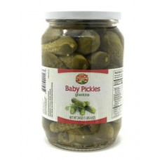 SONCE BABY PICKLES 12/24OZ