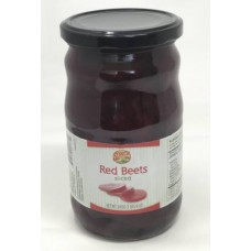 SONCE RED BEETS 12/24OZ